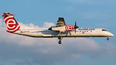 SP-EQK - Bombardier Dash 8-Q402 - EuroLOT