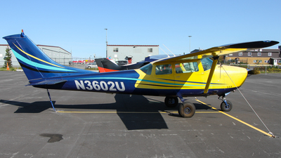 N3602U - Cessna 182F Skylane - Private