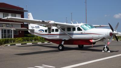 A picture of 5HSSB - Cessna 208B Grand Caravan EX - [208B5359] - © Reuben Morison