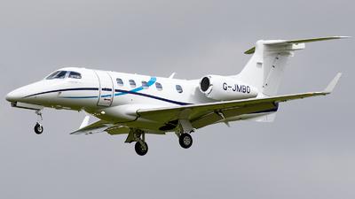 G-JMBO - Embraer 505 Phenom 300 - Private