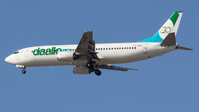 5Y-FQB - Boeing 737-46M - Daallo Airlines (Fanjet Express)