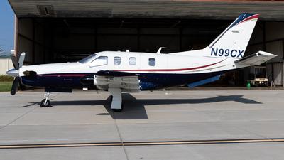 N99CX - Socata TBM-700C2 - Private