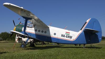 HA-ERW - PZL-Mielec An-2R - Private