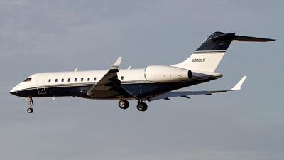 N900LS - Bombardier BD-700-1A10 Global 6000 - Private