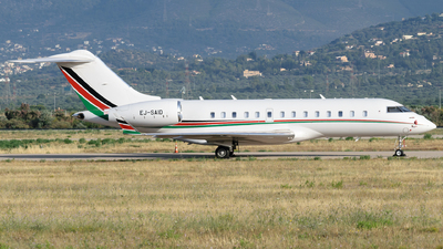 EJ-SAID - Bombardier BD-700-1A11 Global 5000 - Gainjet Ireland