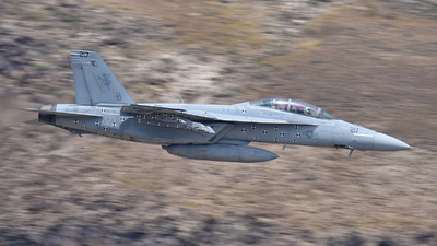 166450 - McDonnell Douglas F/A-18F Hornet - United States - US Navy (USN)