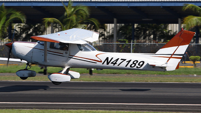 N47189 - Cessna 152 - Private