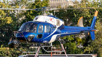 F-GHLS - Aérospatiale AS 355N Ecureuil 2 - Hélicoptères de France (HDF)