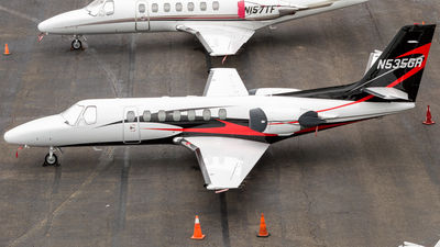 N535GR - Cessna 560 Citation Ultra - Private