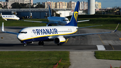 EI-GSK - Boeing 737-8AS - Ryanair