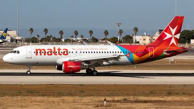 A picture of 9HAEP - Airbus A320214 - Air Malta - © Tomasz Kozakowski
