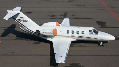 A picture of YUBST - Cessna 525 CitationJet CJ1 -  - © BaszB