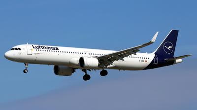 A picture of DAIEE - Airbus A321271NX - Lufthansa - © Daniel Klein