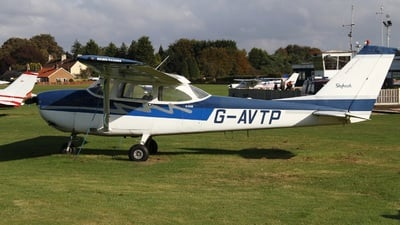 G-AVTP - Reims-Cessna F172H Skyhawk - Private