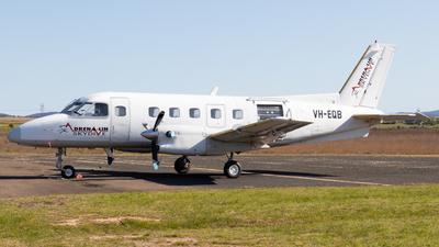 VH-EQB - Embraer EMB-110P1 Bandeirante - Adrenalin Skydive