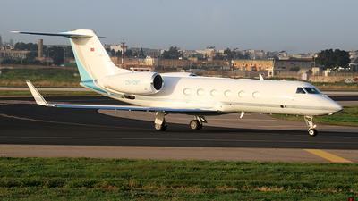 CN-GMT - Gulfstream G450 - Private