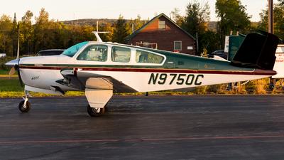 N9750C - Beechcraft V35B Bonanza - Private