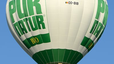 OO-BIB - Schroeder Fire Balloons G40/24 - Private