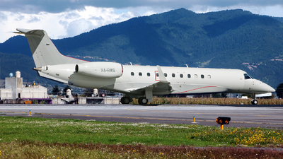 XA-RWS - Embraer ERJ-135BJ Legacy 600 - Private