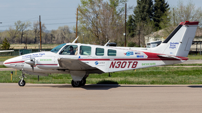 N30TB - Beechcraft 58 Baron - Private