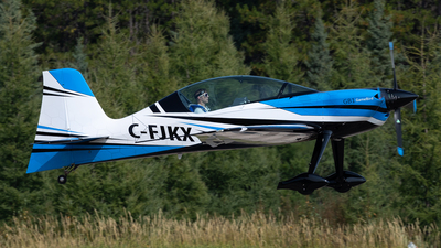 C-FJKX - Game Composites LLC GB1 GameBird - Private