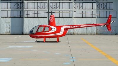OK-HEZ - Robinson R44 Raven II - Heli Czech