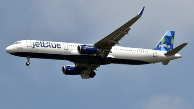 N957JB - Airbus A321-231 - jetBlue Airways