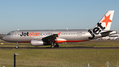 VH-VGU - Airbus A320-232 - Jetstar Airways