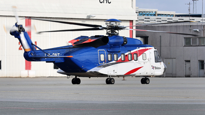 LN-ONT - Sikorsky S-92A Helibus - Bristow Helicopters