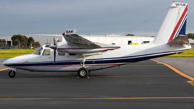 VH-YJS - Aero Commander 500S - General Aviation Maintenance (GAM)