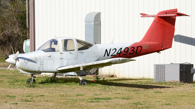 N2493D - Piper PA-38-112 Tomahawk - Private