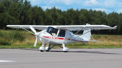 D-MGGZ - Ikarus C-42C - Private