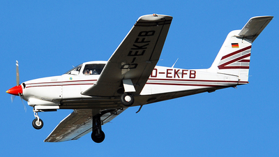 D-EKFB - Piper PA-28RT-201T Turbo Arrow IV - Private