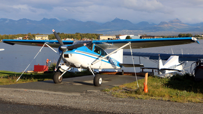 N185KA - Cessna A185F Skywagon - Private