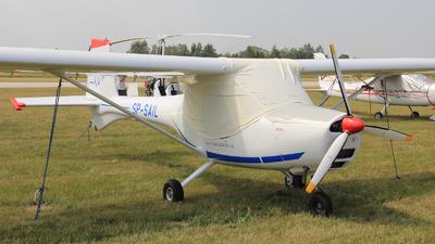 SP-SAIL - 3Xtrim 3X45 Scout UL - Private