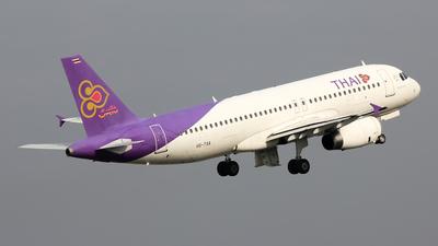 HS-TXA - Airbus A320-232 - Thai Smile