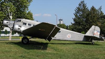 7208 - Junkers Ju-52 - Yugoslavia - Air Force