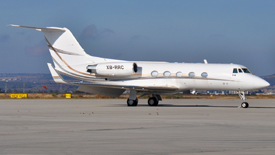 XB-RRC - Gulfstream G-II(SP) - Private