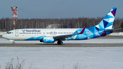 A picture of VQBQT - Boeing 7378AS - NordStar - © Timofey Panteleev