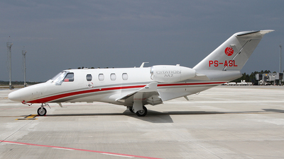 PS-ASL - Cessna 525 CitationJet M2 - Private