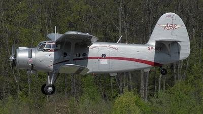SP-ASR - PZL-Mielec An-2 - Antonov Suisse Romande