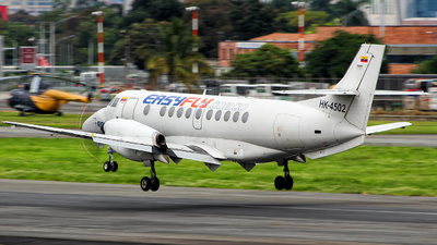 HK-4502 - British Aerospace Jetstream 41 - EasyFly
