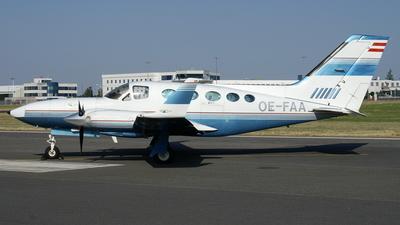 OE-FAA - Cessna 414A Chancellor - Steirische Motorflugunion