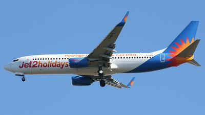 A picture of GDRTL - Boeing 7378AL - Jet2 - © paulo carvalho