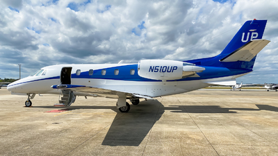 N510UP - Cessna 560XL Citation Excel - Wheels Up