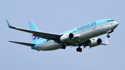 HL8245 - Boeing 737-8Q8 - Korean Air