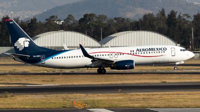 XA-DRC - Boeing 737-852 - Aeroméxico