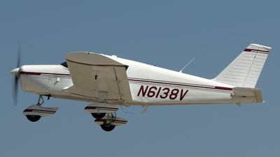 N6138V - Piper PA-28-140 Cherokee - Private