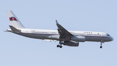 A picture of P633 - Tupolev Tu204100B - Air Koryo - © TCJJN