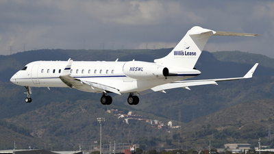 N65WL - Bombardier BD-700-1A10 Global Express - Private